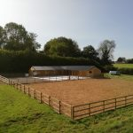 Exercise arena